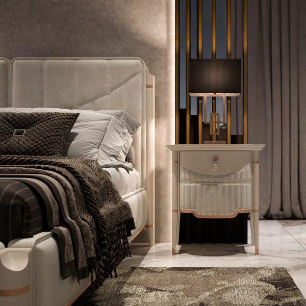 GHEZZANI-ARREDAMENTI-Collezione-NAVIGLI-NIGHT-JAMES-letto-bed-in-night-room-particolare-con-comodino